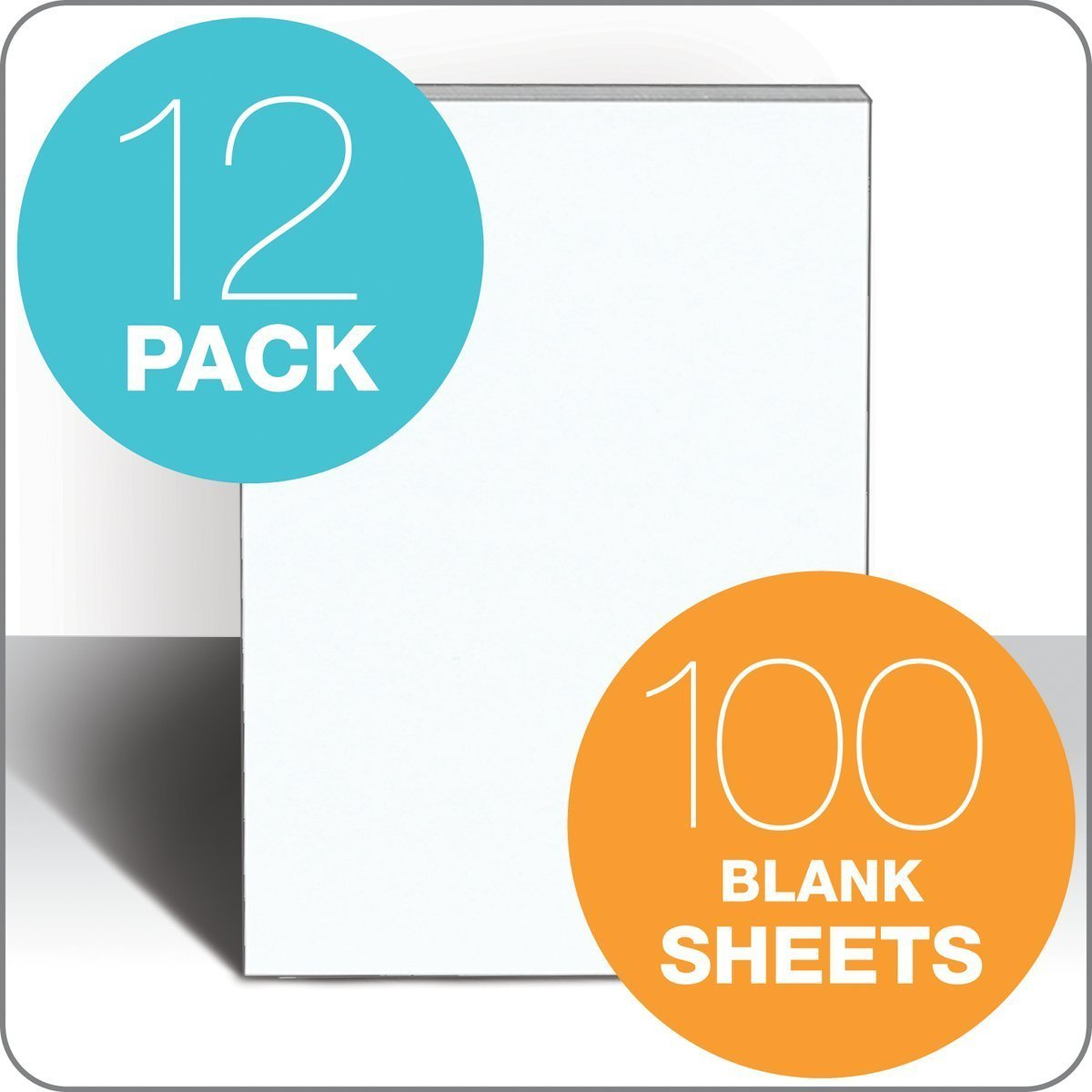 TOPS Second Nature Recycled Scratch Pad, Unruled, 4 x 6 Inches, 100-Sheets per Pad (74716) by TOPS Business Forms, Inc. (Image #4)