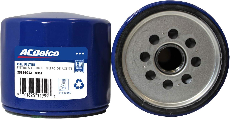 Acdelco Gm Original Equipment Pf454 Motorölfilter Auto