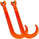 17.25 Length 7.5 Width 5 Legs 3//8 Grade 80 V-Chain with 15 B//A Products G8-118-5 J Hooks 4.25 Height