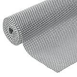 #1: Grip Liner Non-Adhesive Shelf Liner, Anti-Slip Mat Drawer Liner 12 in. x 20 ft. (Grey)