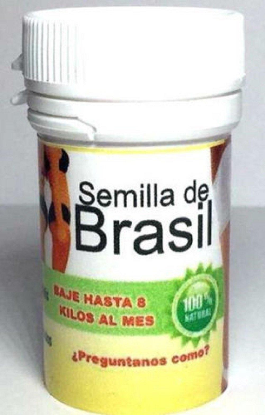 Semilla de Brasil Seed Original Brazilian Natural Weight Loss 30 Seeds For 30 day