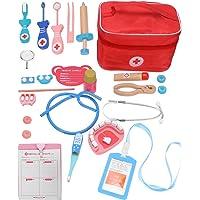 TOYANDONA Kinderen Rollenspellen Speelgoed Tandarts Dokter Speelgoed Voor Kinderen Medisch Fantasiespel Voor Dokter…