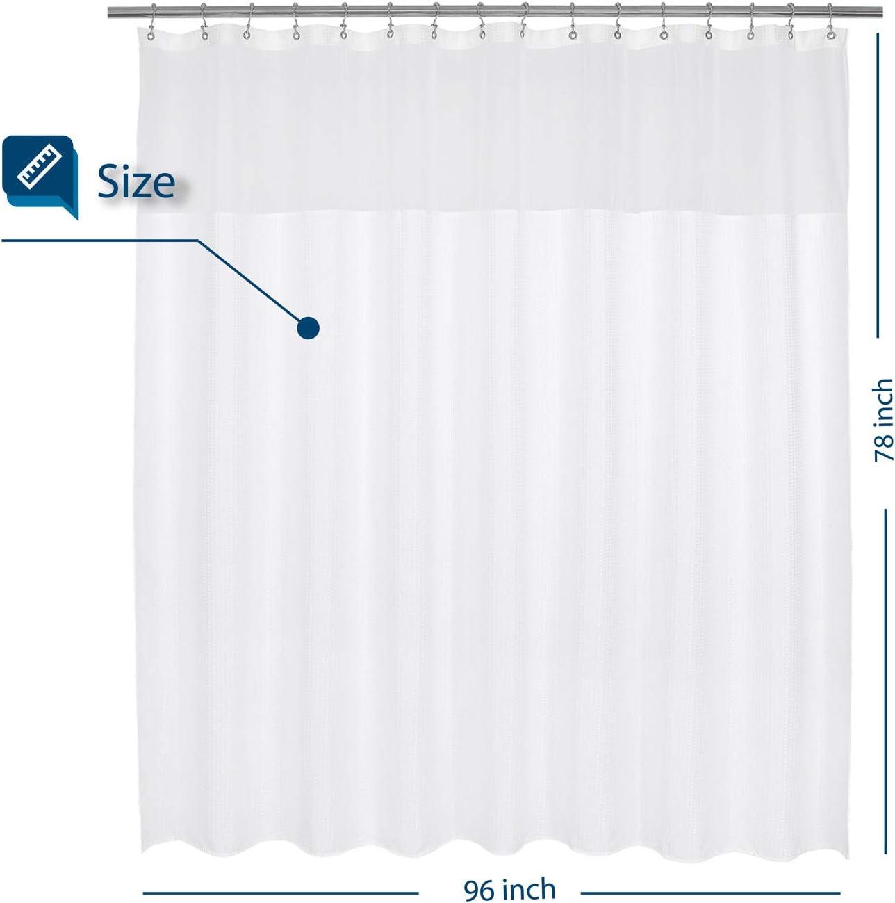 sheer window 78 x 78 inch white