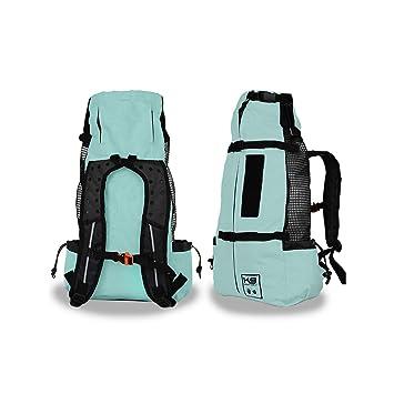 K9 deporte saco Air | Pet Carrier Mochila para pequeñas y medianas perros | frontal ajustable