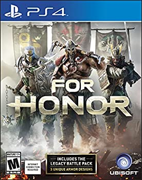 For Honor Standard Edition for PS4