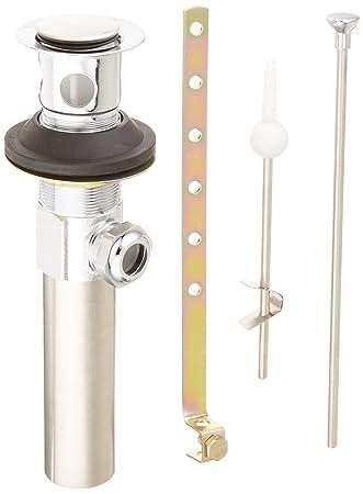 Delta Faucet Rp5651 Drain Assembly Metal Bathroom Chrome