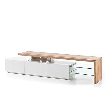 Tv lowboard design weiß  Riess Ambiente Design TV-Lowboard ALIMOS 205 cm Original MCA ...