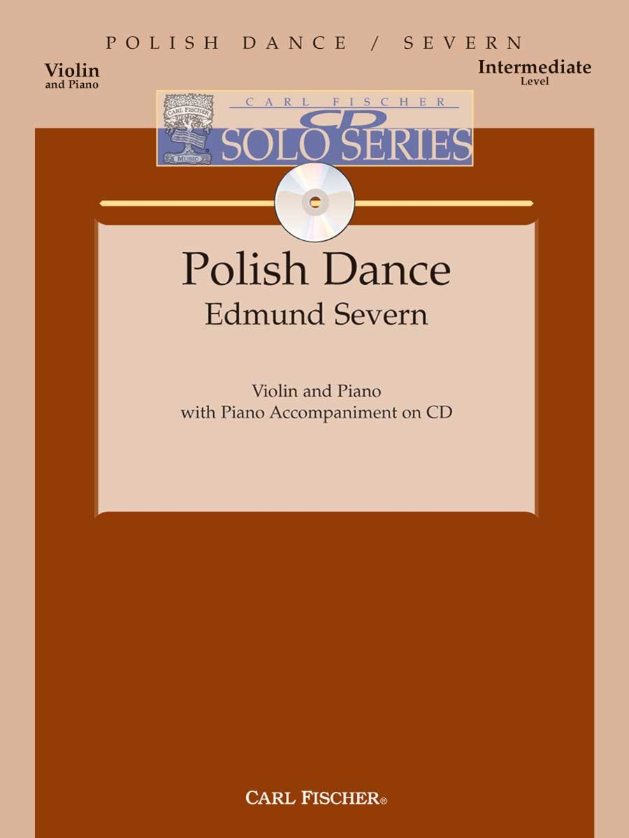 Read Online Polish Dance - Intermediate - Violin & Piano - Bk/CD ebook