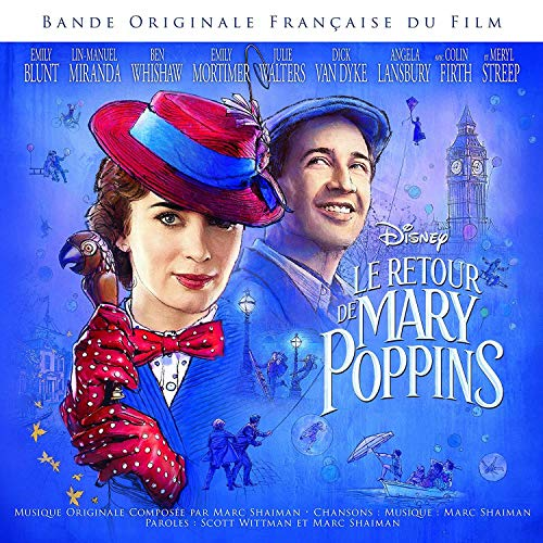 Mary Poppins Returns (Original Motion Picture ()