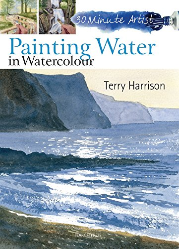 30 Minute Artist: Painting Water in Watercolour ()