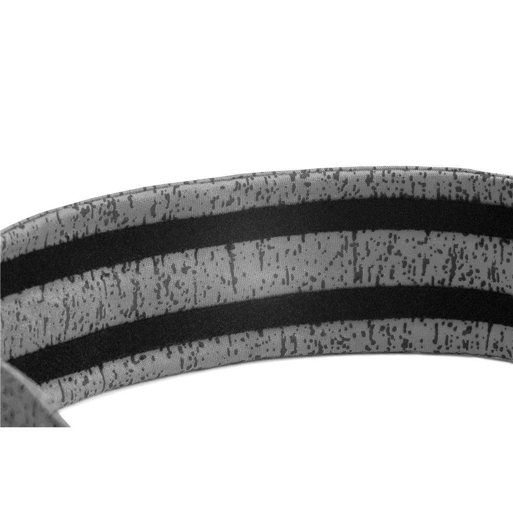 Reebok Damen Head Band-Grey Haarband Einheitsgr/ö/ße
