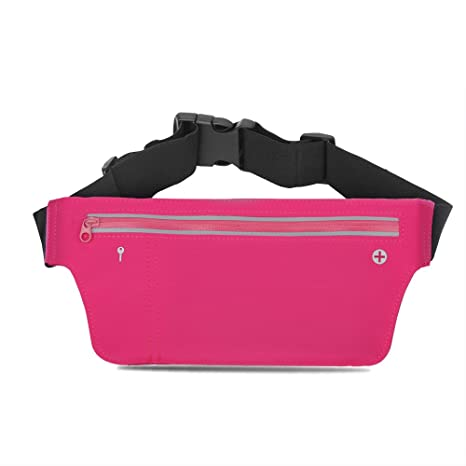 GYM TRAVEL SPORTS ACTIVE WAIST BELT FANNY PACK POUCH For Huawei P30