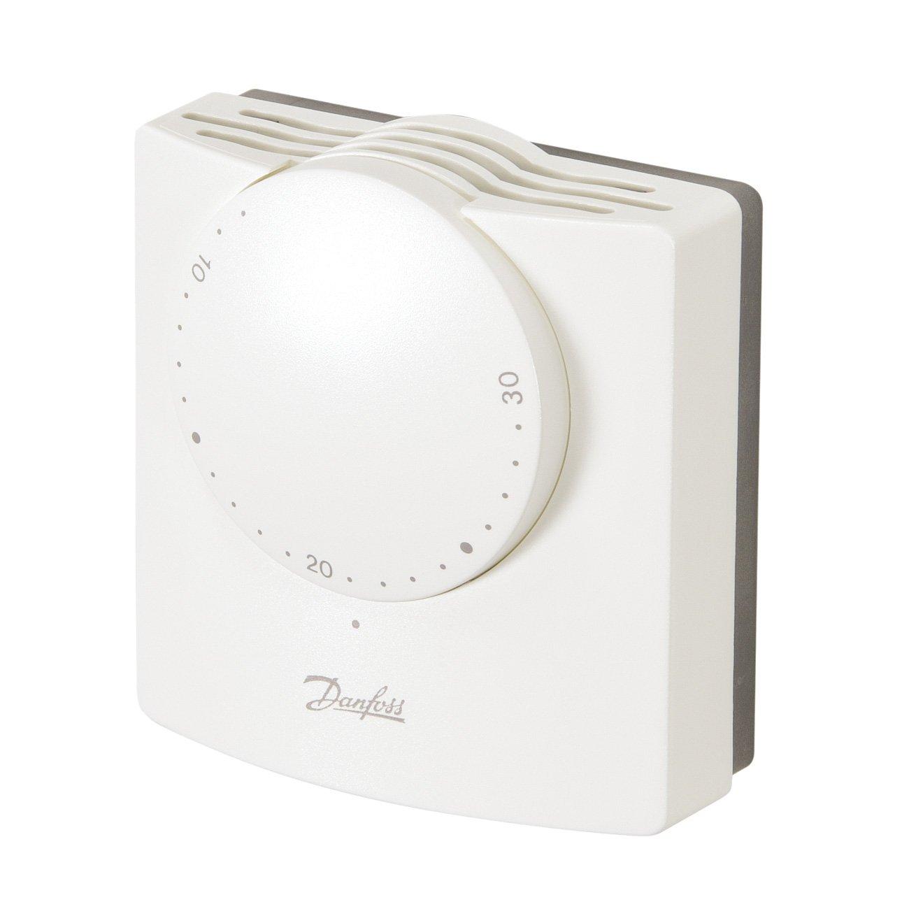 Danfoss - Thermostat d'ambiance - Thermostat d'ambiance é lectromé canique RMT 24V + ré sistance anticipatrice - Danfoss 087N1196 rmt-24