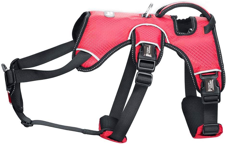 HBLWX Arnés para Perros No-Pull Control fácil Caminar al Aire ...
