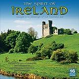 The Spirit of Ireland 2019 Wall Calendar, 12 x 12, (CA-0406)