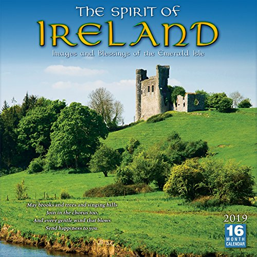 (The Spirit of Ireland 2019 Wall Calendar)
