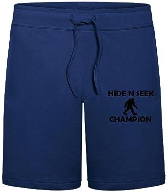 6908de80d844 Hide N Seek Champion Summer Sweat-Shorts for Men - 80% Cotton