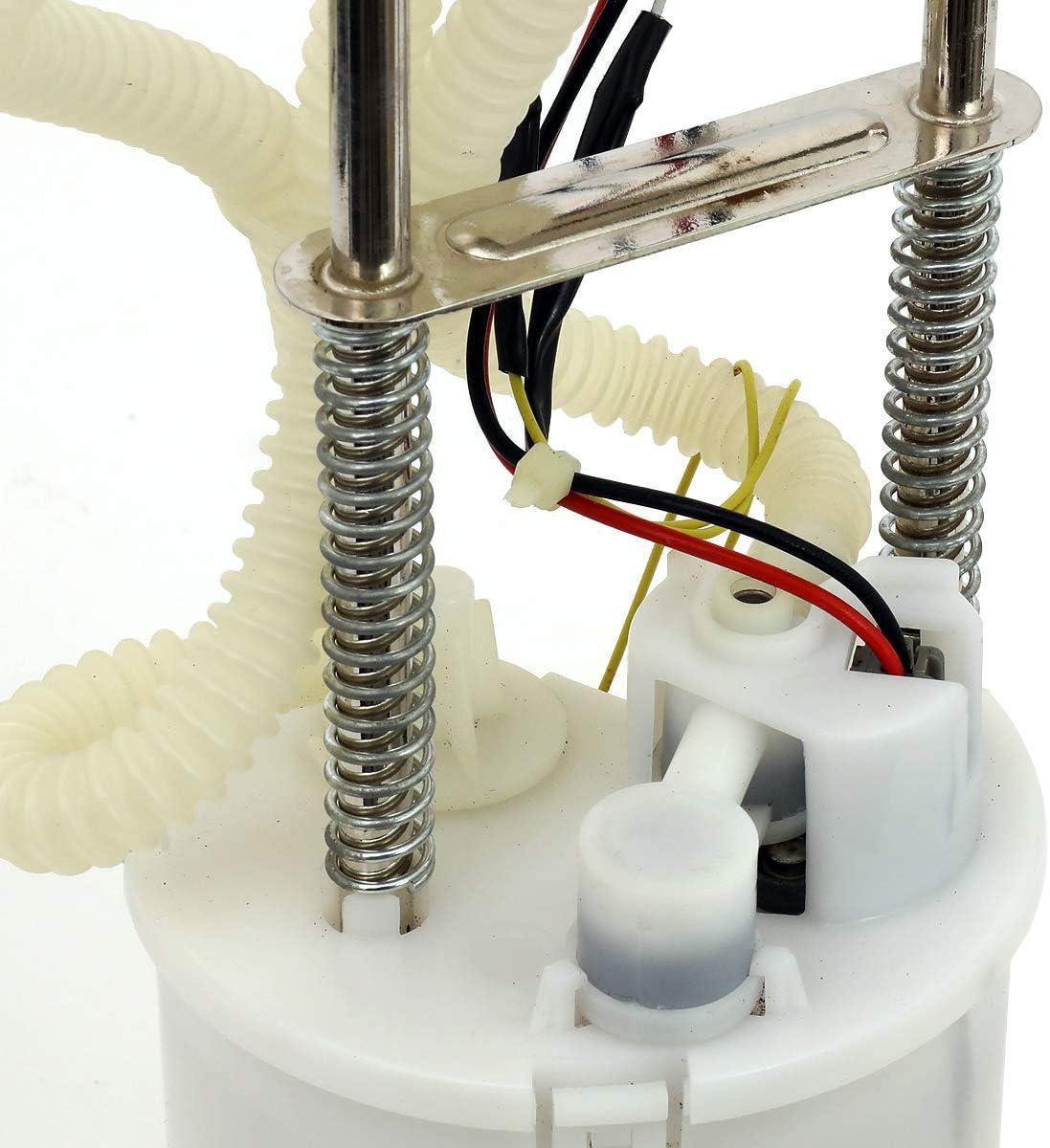 E2220M In-Tank Electric Fuel Pump module Kit Replacement for Ford E150//E250//E350 Club Wagon 4.9L//5.0L//5.8L//7.5L 92-96