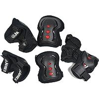 Jonex Skating Protective Kit, Kids (Black)