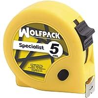 Wolfpack 2300510 Flexometro Speciallist Sin Freno 5 Metros