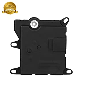 HVAC Blend Air Door Actuator Replaces# 1L2Z19E616CA YH1744 604209 604-209 for 2002-2010 Ford Explorer,2003-2006 Ford Expedition,2002-2010 Mercury Mountaineer Blend Door Motor (12 MONTHS WARRANTY)