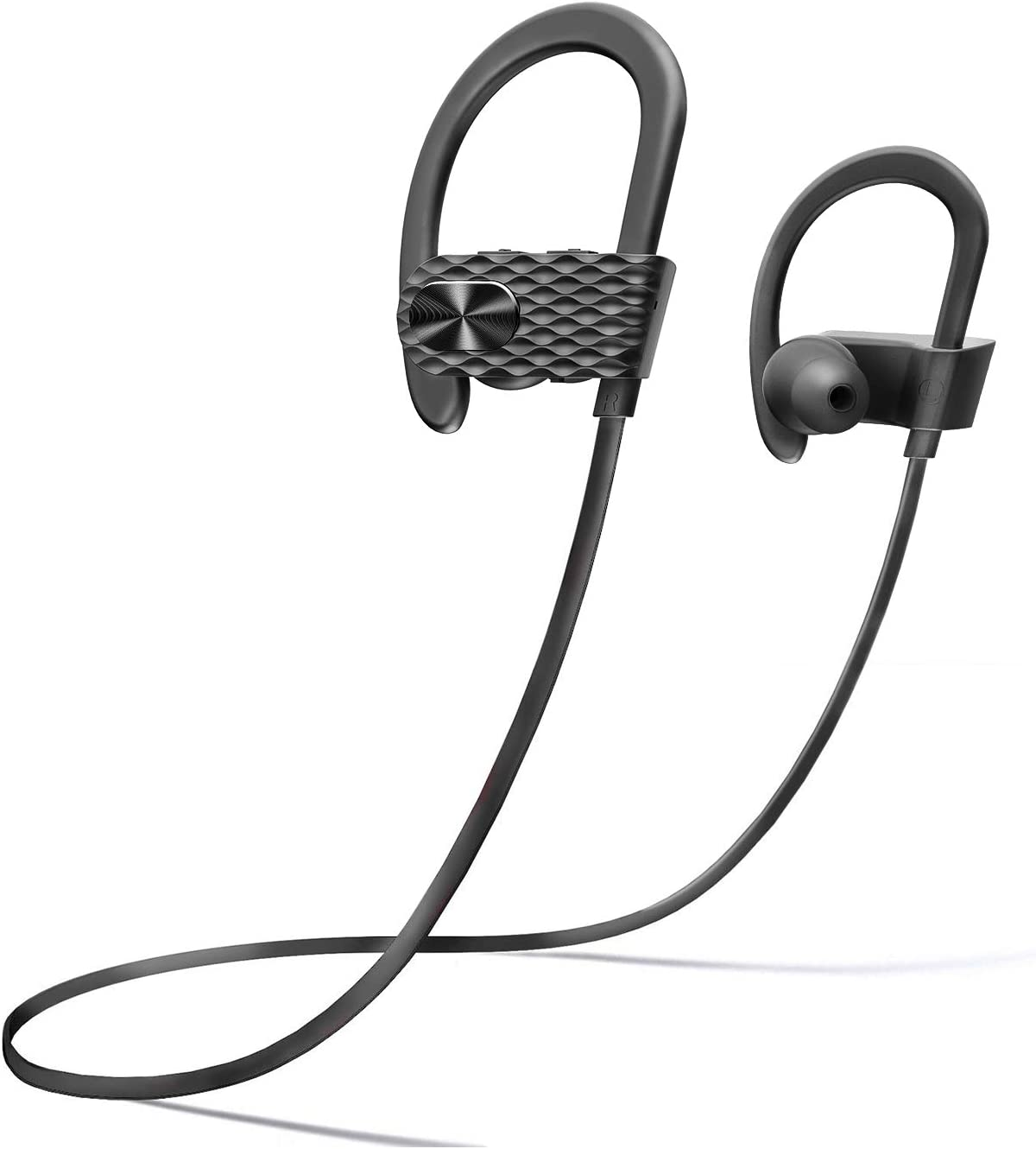 APEKX Bluetooth Earbuds, Sport Wireless Headphones, in-Ear Earphones for Running Gym Sweatproof Stereo Headset