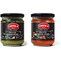 Coppola Pesto Set, Pesto Genovese y Pesto Siciliano