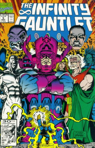 The Infinity Guantlet #5 : Astral Conflagration (Marvel Comics) for $<!---->