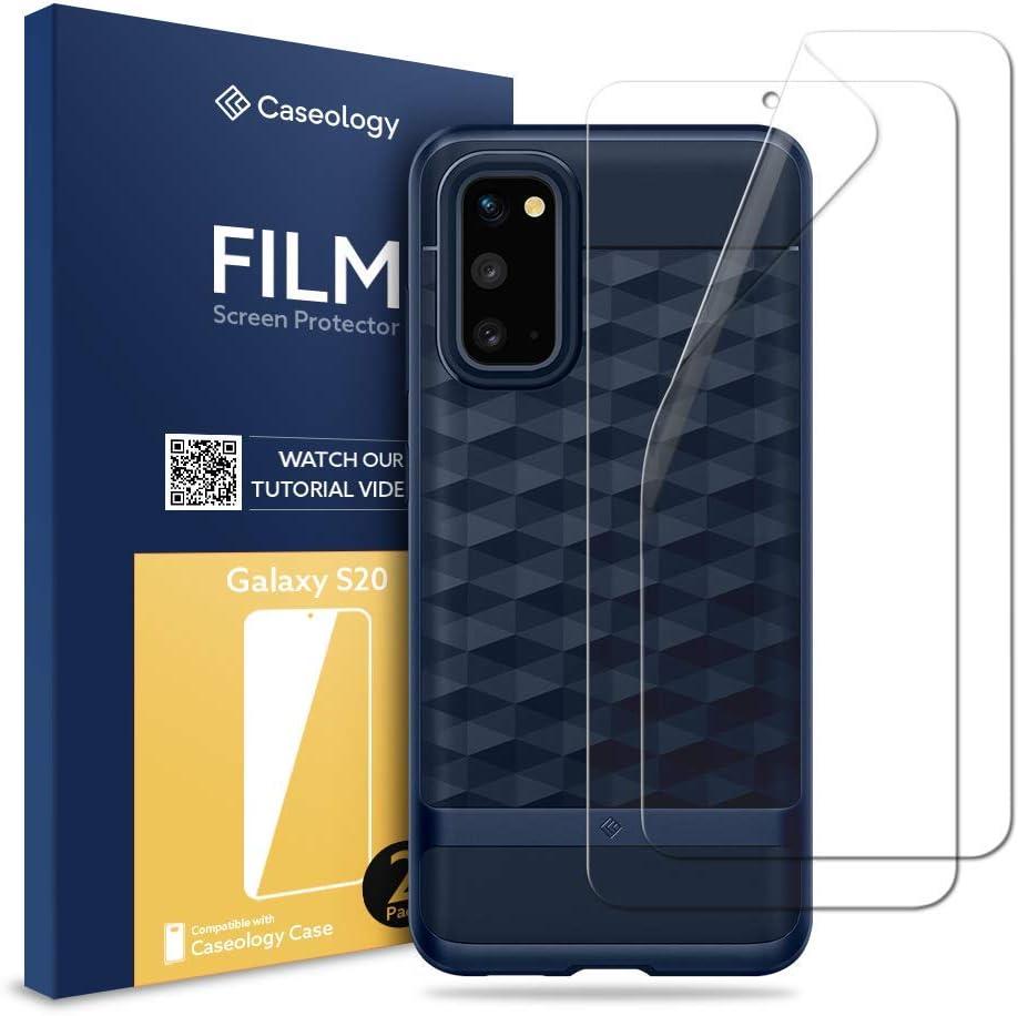 Funda para Samsung Galaxy S20 + 2 protectores de pantalla