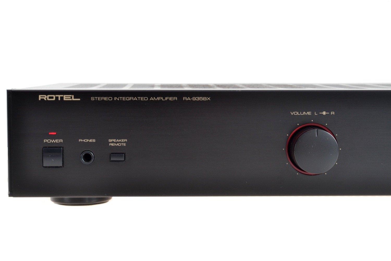 Rotel RA de 935bx Amplificador Amplifier Amplificador: Amazon.es: Electrónica