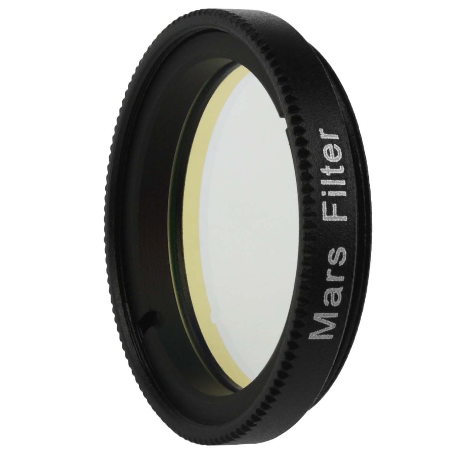 Astromania 1.25'' Mars Observing Eyepiece Filter - Prepare for July's Opposition - Designed to ferret out resolution of Martian polar regions, highland mountain ranges, and expansive mare flatlands