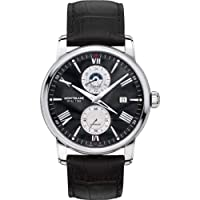 Deals on MONTBLANC 4810 Dual Time Automatic Black Dial Men's Watch