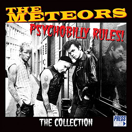 The Meteors - Psychobilly Rules - Zortam Music