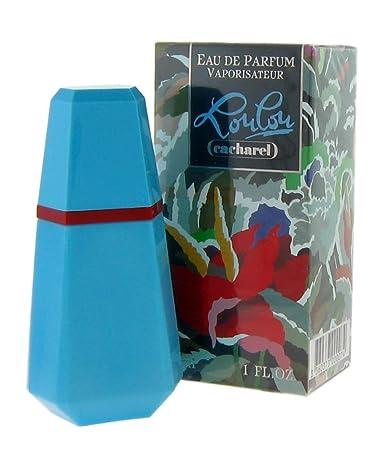 bd6406da455 Amazon.com : LOU LOU by Cacharel Eau De Parfum Spray 1 oz : Beauty : Beauty