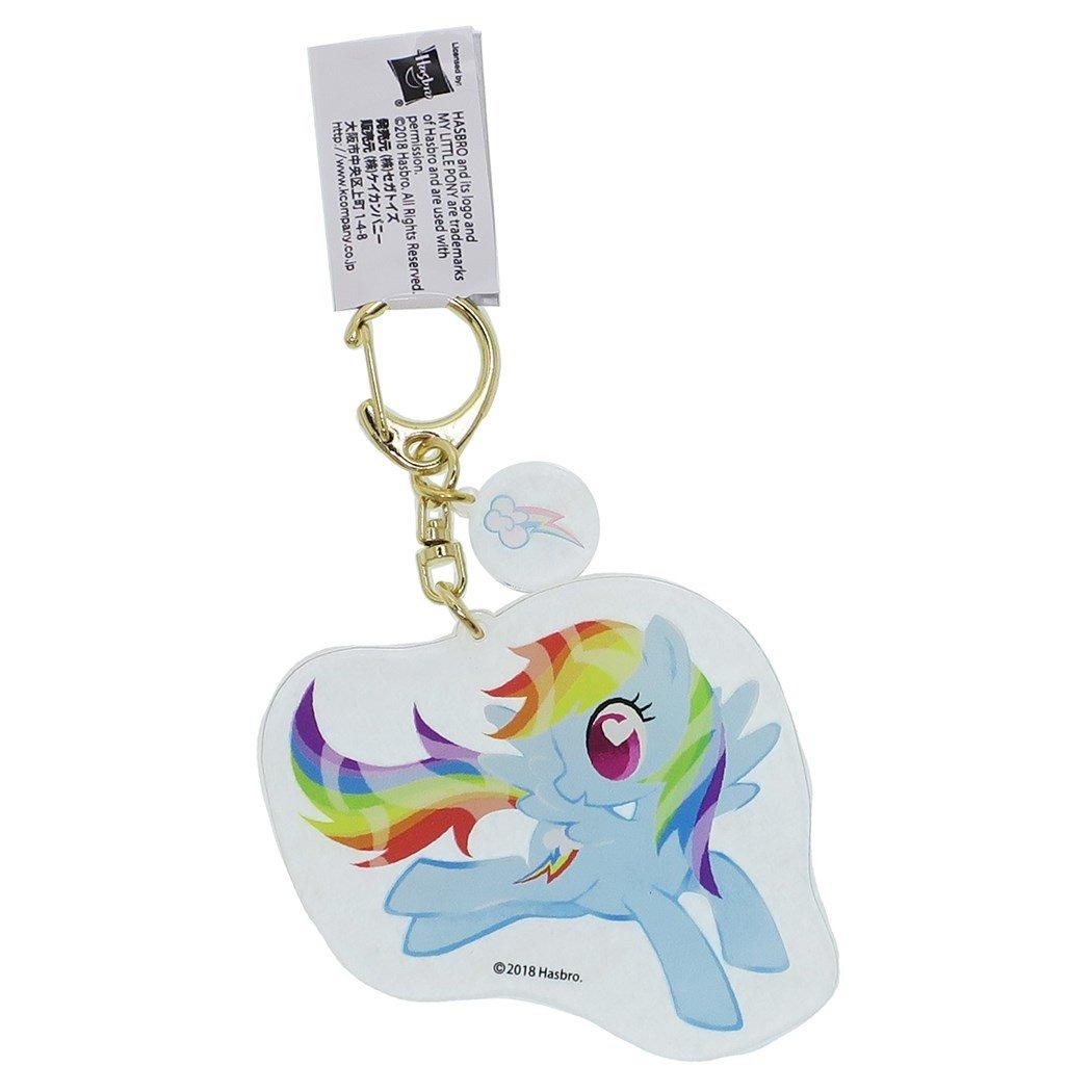 PJ My Little Pony - Llavero de acrílico, diseño de Rainbow ...
