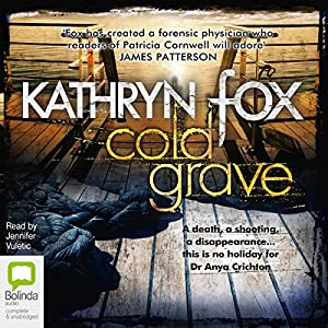 Cold Grave Audiobook