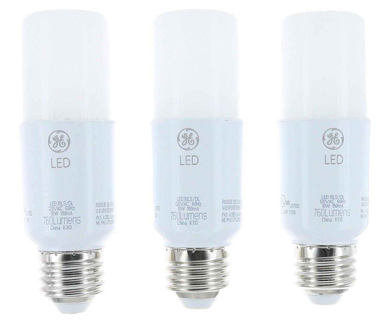 Amazon.com: GE Lighting 79369 LED Bright Stik 10-watt (60-Watt ...