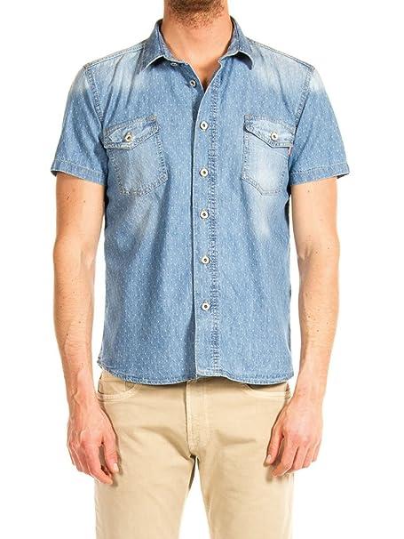 es Es Jeans Amazon Xl Hombre Camisa Ropa Carrera Y Para I7a07v