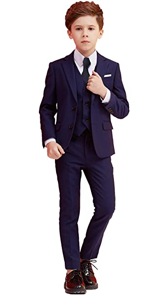f0a4b3c9 Toddler Kids Boys Suits Set Slim Fit Suit for Boys