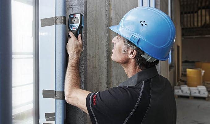 Bosch 120 D-Tect Metal ferroso, Cable con corriente, Metal no ferroso, Madera multidetector digital - Multidetectores digitales (AA, Alcalino, 1,5 V, 5 min, ...