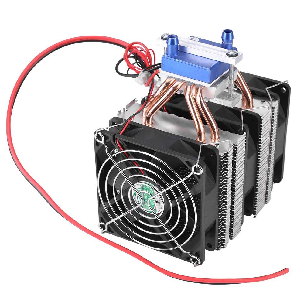 180W Thermoelectric Cooler Semiconductor Refrigeration Water Chiller Cooling Device for Fish Tank Simlug Semiconductor Cooler