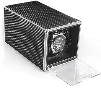 WCX Watch Winder, Caja Giratora, Caja para Relojes Automáticos ...
