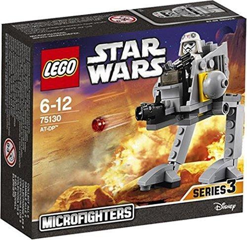 LEGO (LEGO) Microguerra de Star Wars AT-DP 75130