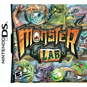 Monster Lab - Nintendo DS