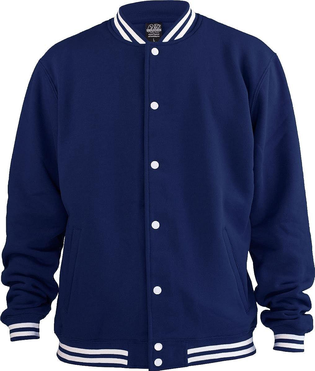 College Sweatjacket - Navy Urban Classics Jacke
