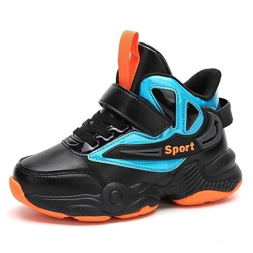 Willsky Zapatos De Baloncesto Masculino, Los Niños Zapatillas De ...
