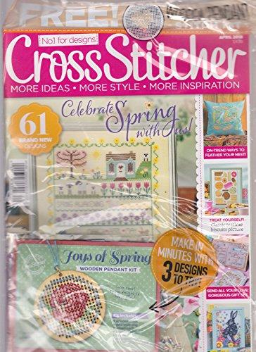 Cross Stitcher Magazine April 2018