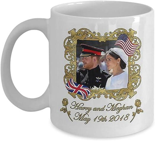 Prince Harry Novelty Coffee Mug