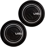 Infinity REF-075TX 3/4 Inch Textile Dome Tweeters
