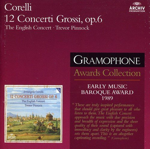 CD : CORELLI - Cnc Grossi Op.6/ Ec/ Pinnock Dgr2 (United Kingdom - Import, 2PC)